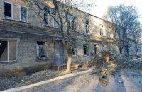 Окупаційні війська обстріляли ковід-лікарню на Донеччині (оновлено)