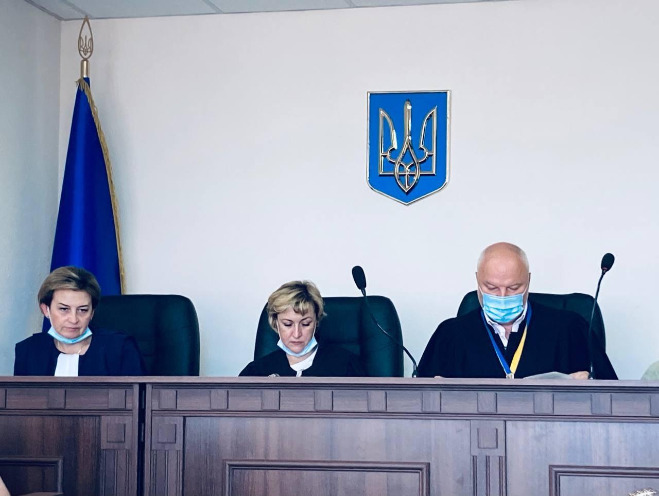 Судді Святоишнського суду