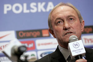 Нам ли бояться Украину? - тренер сборной Польши