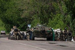 За час АТО в Донецькій області загинуло 24 військових, - СБУ
