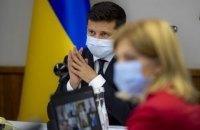 """Зеленський заявив, що Україна прагне """"промислового безвізу"""" з Євросоюзом"""
