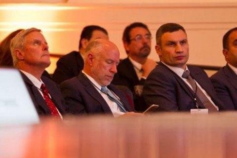 Кличко взяв участь у форумі глобальних міст у Чикаго