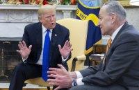 "Трамп пригрозив ""шатдауном"" уряду США"