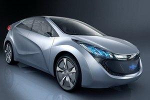 """Hyundai представит конкурента """"Приуса"""""""