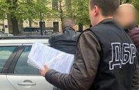 ДБР упіймало на хабарі начальника сектору кримінальної поліції в Херсоні
