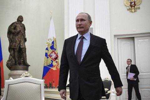 Путін заявив, що перегляд Мінських угод неприйнятний