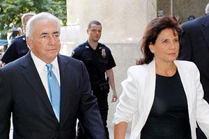 Прокурор согласен освободить Стросс-Кана