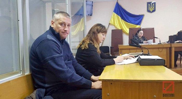 Владислав Лукаш в суді