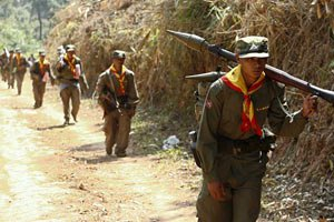 Мьянма: новые столкновения с этническими повстанцами