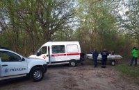 На Казачьем острове в Киеве обнаружили тело мужчины