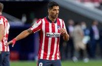 """Суаресу знадобилося лише 103 секунди для результативної дії за """"Атлетіко"""""""
