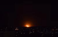 Пожар возник на складах боеприпасов под Винницей (обновлено)
