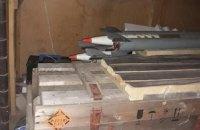 Найденные в гараже под Одессой противоградовые ракеты оказались собственностью госпредприятия
