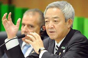 Министр восстановления Японии ушел в отставку