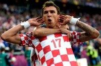 Он-лайн-трансляція матчу Хорватія - Іспанія