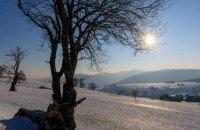 В выходные в Украине сохранится холодная погода