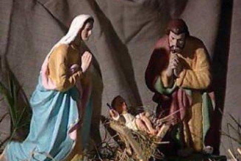 Сьогодні католики і протестанти святкують Різдво Христове