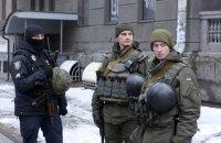 МВД вывело дополнительные наряды полиции и Нацгвардии на улицы Киева