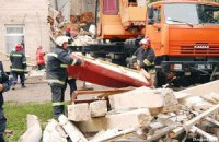 Жильцов разрушенного дома в Луцке поселят в общежитии