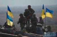 Военным повысили зарплату до 10 тысяч гривен, на фронте - до 21 тысячи