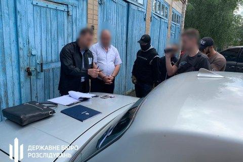 Голову Рокитнівської РДА затримали на хабарі у 100 тисяч доларів (фото)