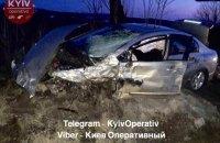 В ДТП в Вишневом погибли два человека