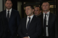 Зеленский анонсировал продление закона об особом порядке местного самоуправления на Донбассе еще на год