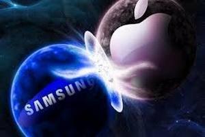 Apple хоче відсудити у Samsung 707 млн дол.