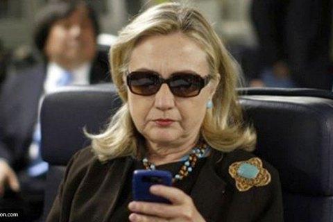 """Клінтон розповіла про """"персональну вендету"""" Путіна проти неї"""