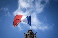 Франция отменила совместное с Россией заседание по вопросам безопасности