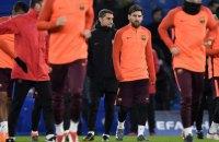 """Мессі звинуватив головного тренера """"Барселони"""" в поразці від """"Роми"""""""