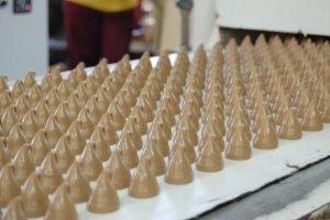 Во Львове создадут пятиметровую шоколадную пирамиду