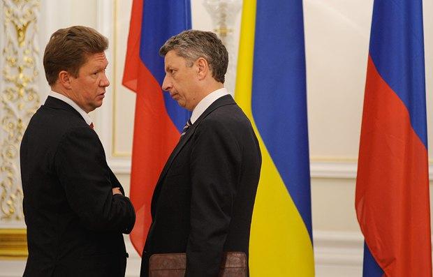 Юрий Бойко: Украина не будет вступать в Таможенный союз для получения от России скидки на газ