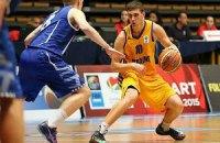 Український баскетболіст зустрівся з Обамою