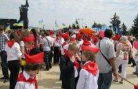Донецкие школьники в ожидании парада теряли сознание