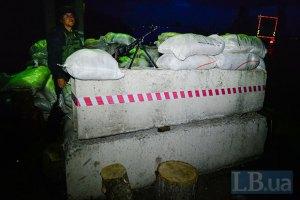 Міноборони розповіло про нічний наліт бойовиків на блокпости в районі АТО