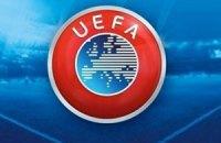 УЄФА дозволить проводити міжнародні ігри тільки у двох містах України