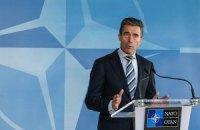 НАТО призупинило практичну співпрацю з РФ