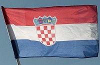 В Хорватии протестовали против вступления страны в Евросоюз