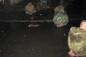 """В Ужгороде """"Правый сектор"""" штурмовал СБУ, ранен милиционер (обновлено)"""