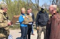Украина забрала из ОРЛО еще 60 заключенных