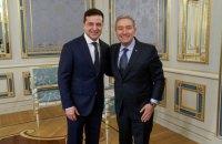 Новий голова МЗС Канади приїхав в Україну і зустрівся із Зеленським