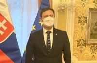 Україну 28 травня відвідає прем'єр-міністр Словаччини