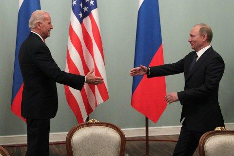 В США заявили о договоренности Байдена и Путина о переговорах по контролю над вооружениями