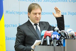 В МИДе обиделись на слова о присоединении Украины к ТС (ОБНОВЛЕНО)