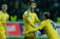 Сегодня Украина узнает соперника по плей-офф к ЧМ-2014
