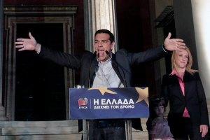 """В Греции леворадикальная """"Сириза"""" одержала победу на парламентских выборах"""