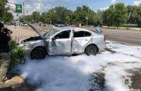 В Днепре автомобиль сбил насмерть женщину на остановке