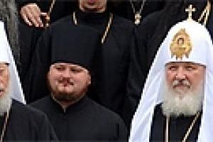 Святейший Патриарх посетил Киево-Печерскую Лавру