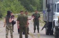ЛНР передала Украине еще 64 заключенных
